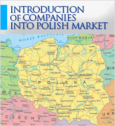 Introduction of companies into Polish market